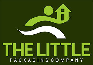 The little packaging company logo.