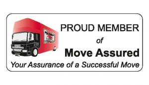 Proud members of move assured
